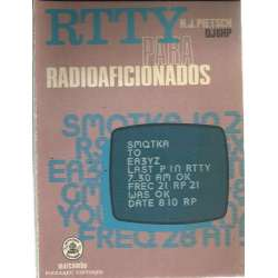 RTTY para radioaficionados