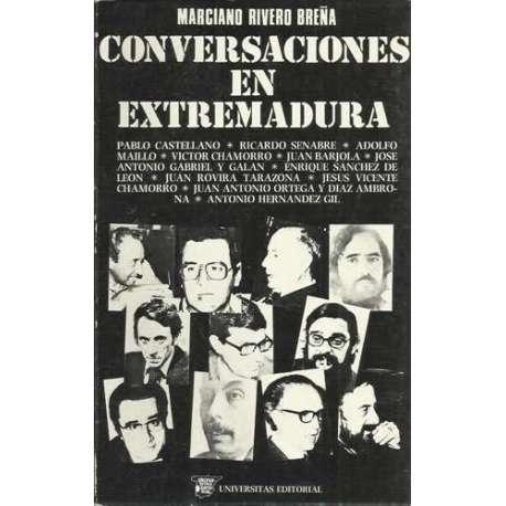 Conversaciones en Extremadura