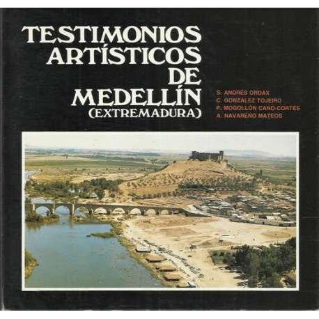 Testimonios artísticos de Medellín (Extremadura)