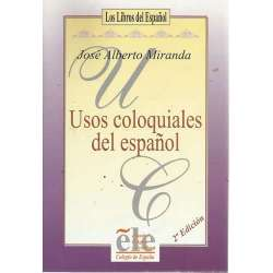 Usos coloquiales del español
