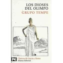 Los dioses del olimpo. Clásicos de Grecia y Roma