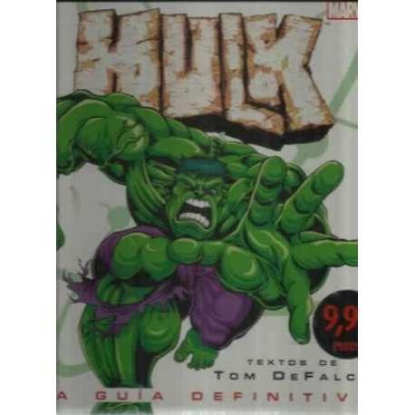 Hulk. La guía definitiva