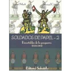 Soldados de papel-2. Recortables de la posguerra (1939-1961)