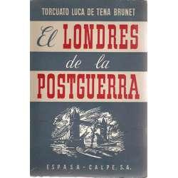 EL LONDRES DE LA POSTGUERRA