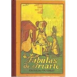 Fábulas literarias de Iriarte
