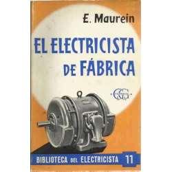 El electricista de fábrica