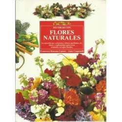 Decorar con flores naturales