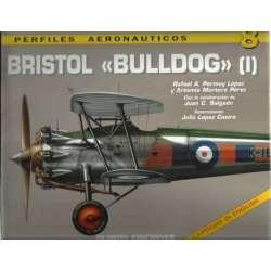 Bristol Bulldog I y II. II tomos