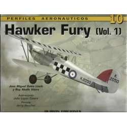 Hawker Fury. Vol.1