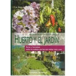 El calendario completo para el huerto y el jardín