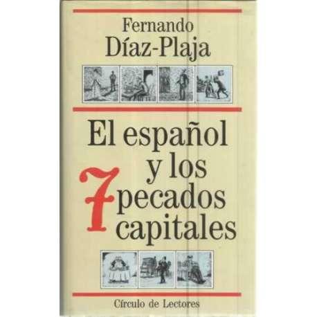 EL ESPAÑOL Y LOS 7 PECADOS CAPITALES