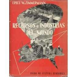 Recursos e industrias del mundo