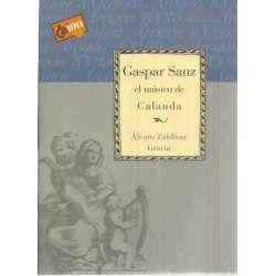 Gaspar Sanz, el músico de Calanda