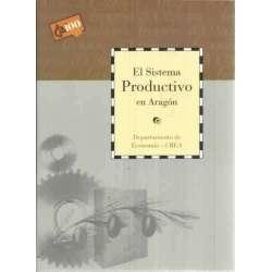 El sistema productivo en Aragón