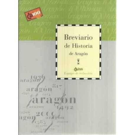 Breviario de Historia de Aragón