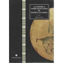 La cerámica verde-maganeso de madínat al-zahrá