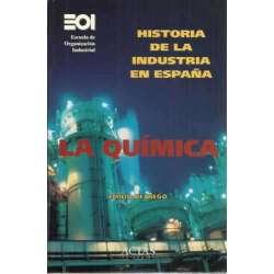 Historia de la industria en España. La química