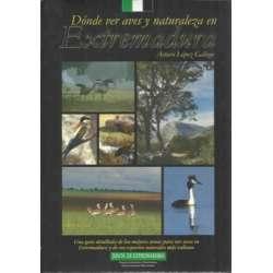 Dónde ver aves y naturaleza en Extremadura
