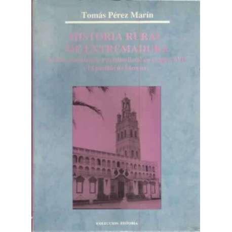 Historia rural de Extremadura