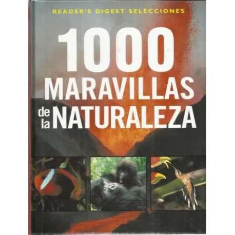 1000 maravillas de la naturaleza