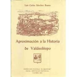 Aproximación a la Historia de Valdeobispo