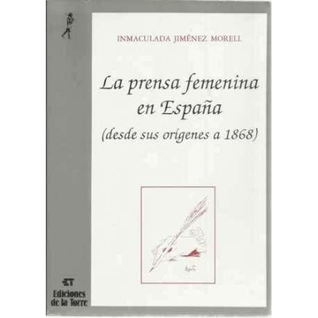 La prensa femenina en España
