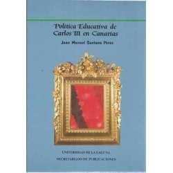 Política educativa de Carlos III en Canarias