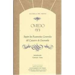 Oviedo 1753 según las respuestas generales del Catastro de Ensenada
