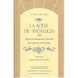 La Roda de Andalucia 1751 según las respuestas generales del Catastro de Ensenada