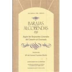 Barajas-Alcobendas 1751 según las respuestas generales del Castastro de Ensenada
