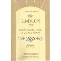 Guadalupe 1752 según las respuestas generales del Catastro de Ensenada
