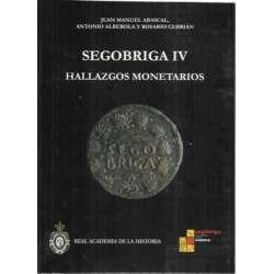 Segobriga IV. Hallazgos monetarios