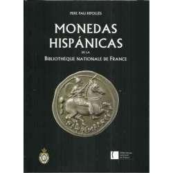 Monedas hispánicas de la Bibliothèque Nationale de France