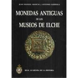 Monedas antiguas de los Museos de Elche