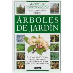 Árboles de jardín