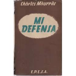 Mi defensa