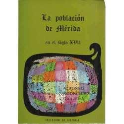 La población de Mérida en el siglo XVII