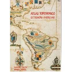 Atlas toponímico exremeño-americano