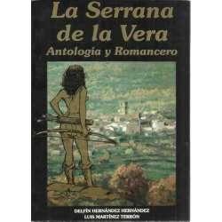 La Serrana de la Vera. Antología y Romancero