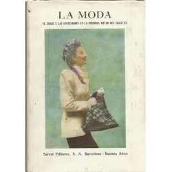 La moda. El traje y las costumbres en la primera mitad del siglo XX, 1935-1954