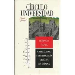 Capitalismo y morfología urbana en España