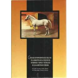 Catálogo de monografías del siglo XIX en la biblioteca de la facultad de veterinaria y ciencia tecnología de los alimentos de Có