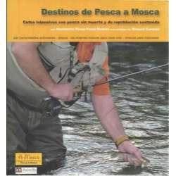 Destinos de Pesca a Mosca. Cotos intensivos con pesca sin muerte y de repoblación sostenida