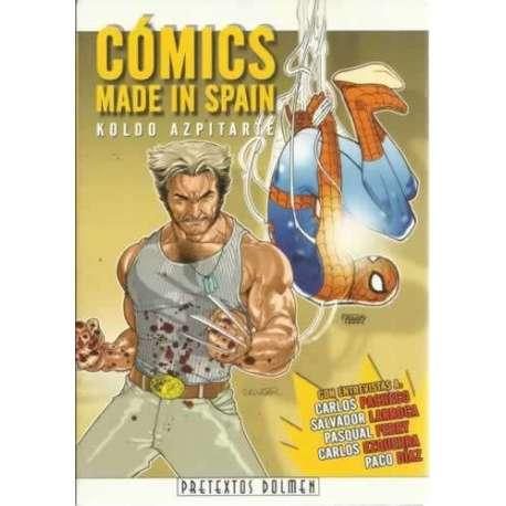 Cómics made in Spain