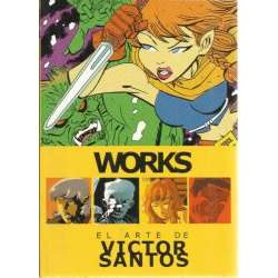 Works. El arte de Victor Santos