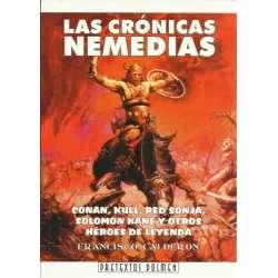 Las crónicas nemedias. Conan, Kull, Red Sonja, Solomón Kane y otros héroes de leyenda