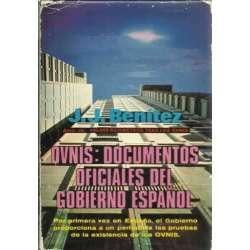 Ovnis: documentos oficiales del gobierno español
