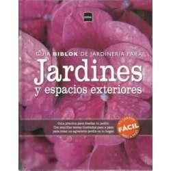 Guía biblok de jardinería para jardines y espacios exteriores