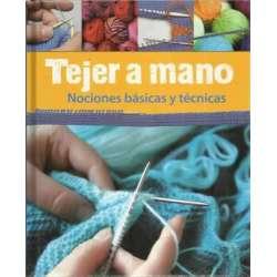 Tejer a mano. Nociones básicas y técnicas