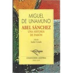 Abel Sánchez. Una historia de pasión